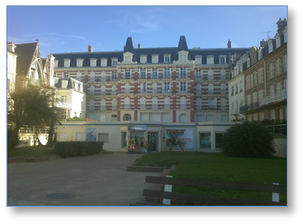 Appartement Deauville Location